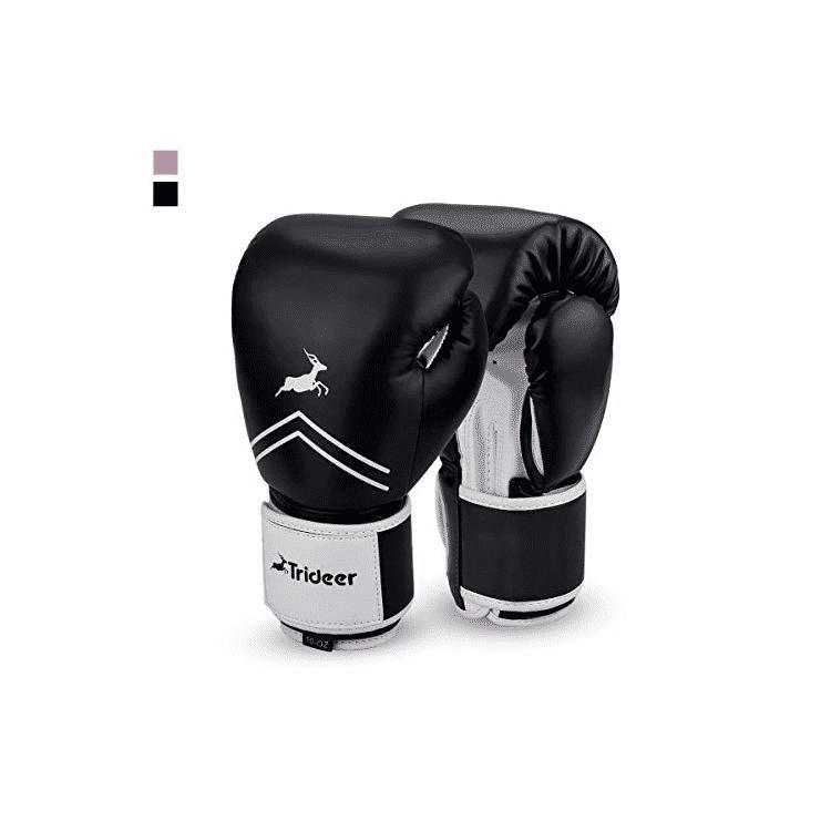 Trideer Pro Grade Boxing Gloves